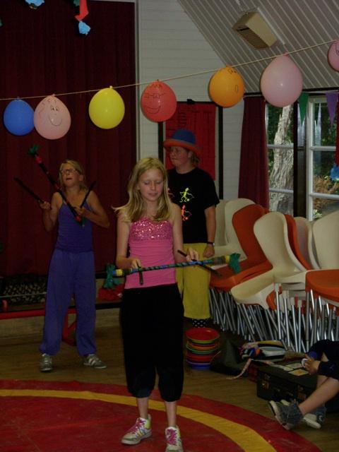 hoe vaak jongleren oefenen