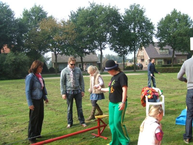 Circus Kiko Workshops - koorddansen workshop - kinderen