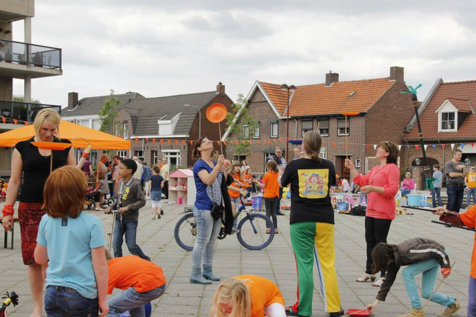 Circus Kiko Workshops in Roermond