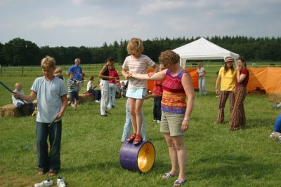 Circus Kiko Workshops - open piste instuif workshop in Amerongen - sportvereniging